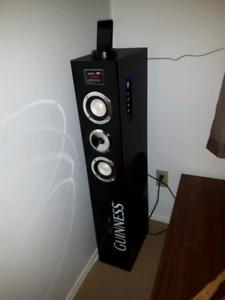 Guinness speaker