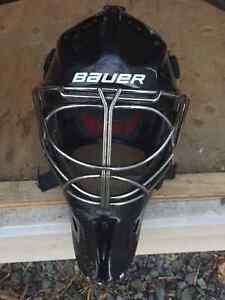 Masque gardien de but hockey bauer mne8