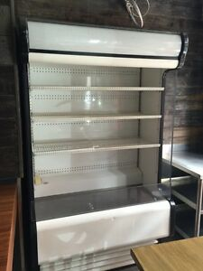 True fridge TAC-48GS Frigo Réfrigérateur Grab and Go Commercial