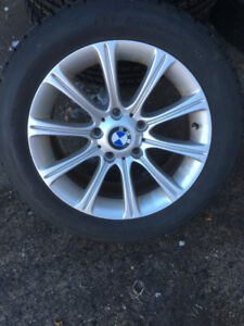 BMW 3 SERIES WINTER SNOW TIRE PACKAGE