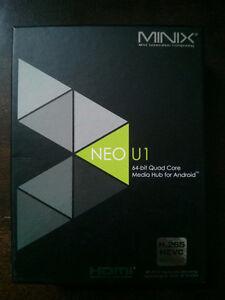 Minix Neo U1 Outstanding Quality and Performance Kodi Installed