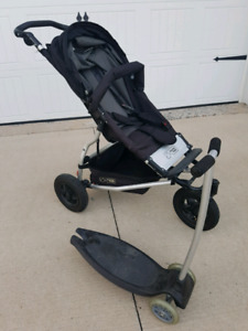 Mountain Buggy Stroller + Scooter