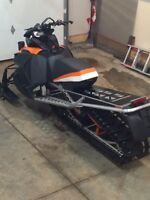 Trade 2012 Arctic Cat M1100 Turbo for 2013 M800 or newer