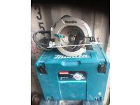Makita 240 volt hs7601 j Circular saw 2015 model