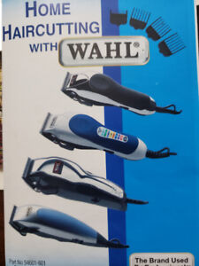 Wahl 3231 22 Piece Home Pro Haircutting Kit