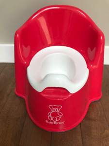 Baby Bjorn Potty - Red