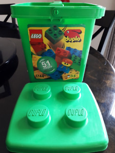 Lego Duplo (for ages 1.5 - 5 years old)