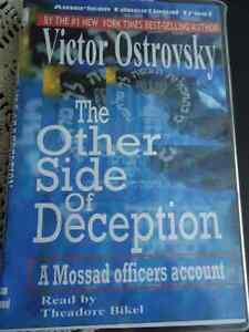 The Other Side of Deception - A Mossad Officer's Account (Audio)