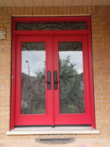 Doors windows Porch enclosure