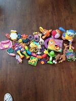 Misc baby toy lot