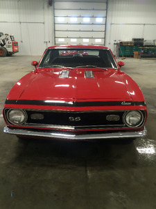 For Sale 1968 Camaro SS