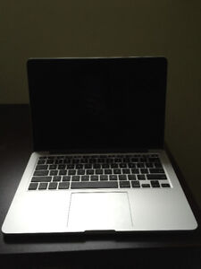 "512GB MACBOOK PRO RETINA 13"" - Best Model"