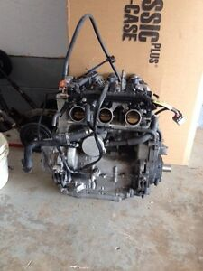 Used snowmobile motors and parts