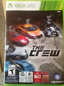 The Crew---- for X-Box 360