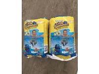Swimming nappies size 2-3