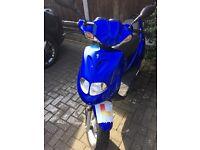 TGB 202 classic 50cc 2014
