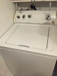 Whirlpool laveuse secheuse washer and dryer