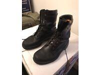 Flyin/pilot boots