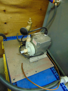 coolant pump for mill or lathe