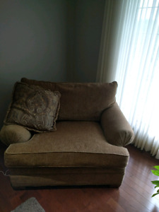 Big couch chair