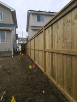 Need a fence or deck before the snow flies?.. Look no further!
