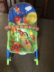 Fisher-Price rainforest bouncer $20 only