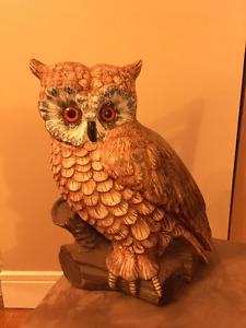 Caramic Owl