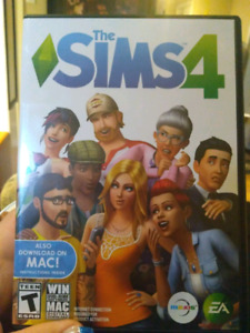 SIMS 4 BRAND NEW NEVER PLAYED