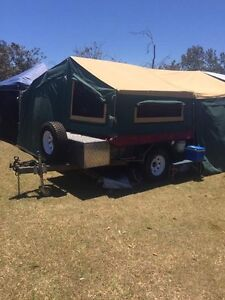 2012 market direct camper trailer mint condition Merrimac Gold Coast City Preview