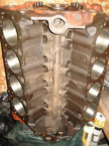 Moteur 283 (bloc) + pistons