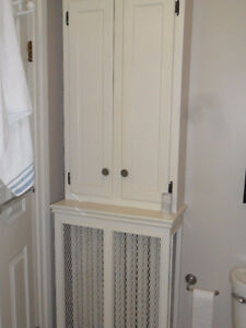 Cast Iron Rad with cabinet London Ontario image 1