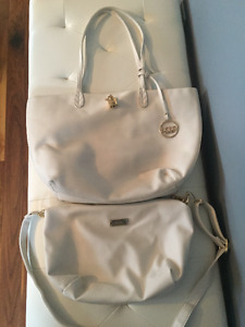 BCBG Cross body and tote