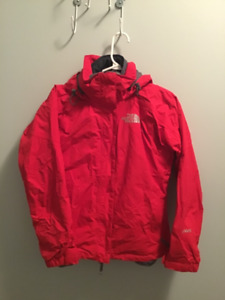 North Face women's jacket 3-in-1.