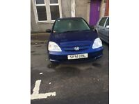 Honda Civic 1.4 bargain!