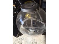 Bi-orb round fish tank