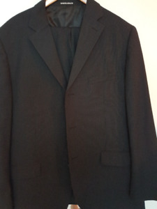 GEORGIO ARMANI BLACK LABEL MENS SUIT