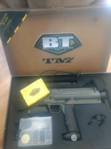 Paintball marker TM7