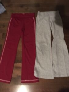 Size 8 pants $5 for both