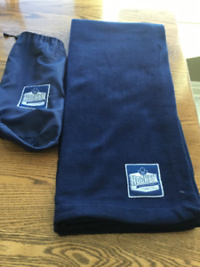 """Toronto Maple Leafs  """" Blanket in a bag"""""""