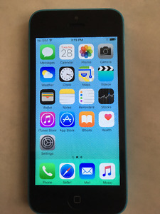Apple iPhone 5c 32GB (Blue) for sale