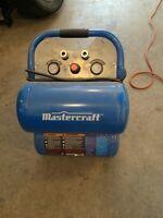 Mastercraft air compressor