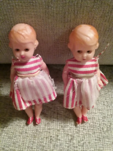 1950's Doll House Dolls ($10 Each)