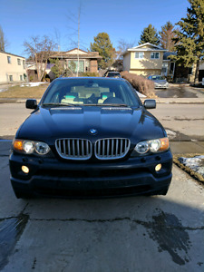 2006 BMW X5 4.8is **MUST GO**