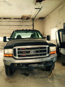 1999 Ford F-550, Superb Working Order
