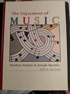The Enjoyment of Music 10th Edition