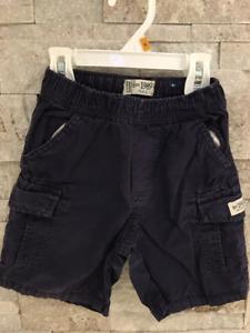 Boy Blue Shorts 3T
