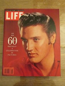 Elvis' 60th Birthday - LIFE Magazine Collectors Edition 1995 London Ontario image 1