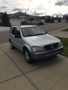 1998 Mercedes-Benz M-Class Other