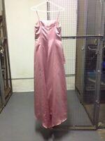 Formal dress - dusty rose