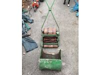 Vintage push mower